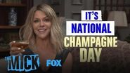 National Champagne Day Season 1 THE MICK