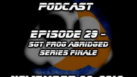 Podcast 29 - Sgt Frog Abridged Series Finale