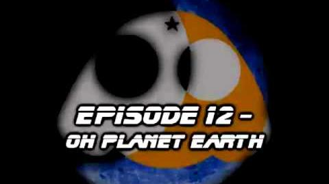 TheMidnightFrogs Podcast Episode 12 - Oh Planet Earth