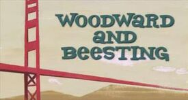 Woodward and Beesting title