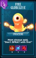 Card Fire Globuleye EN