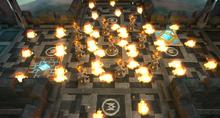 SlowTorch Labyrinth