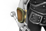 Loot Russet Chain Gauntlets
