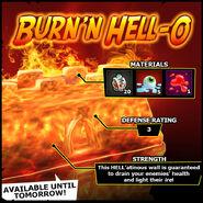 Wanted Burn N Hell O EN