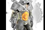 Loot Smoldering Armor