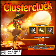 Wanted Clustercluck EN
