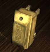 Item Thumber Fuse