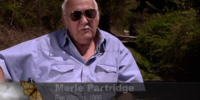 Merle Partridge's Mothman Sighting