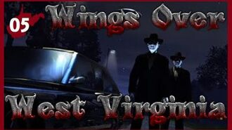 Men In Black, Indrid Cold and UFOs - Wings Over West Virginia Ep5