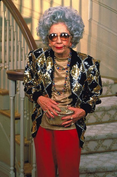 funny old ladies images yetta jones the nanny wiki fandom powered by wikia 7086