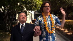Juan and Larry Bird