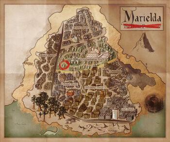 Marielda map