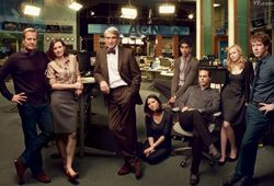 The Newsroom Season 1 First Cast Promo