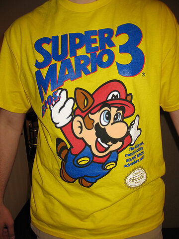 File:Super Mario Bros. 3 T-shirt.jpg