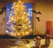 Christmas tree bats