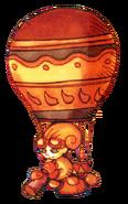 Torel hot air balloon