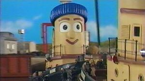 Hank's Wheezy Whistle - Theodore Tugboat