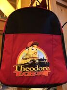 Theodore Tugboat Backpack