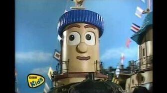 Theodore Tugboat-The Tugboat Pledge