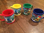 Theodore Tugboat Mugs