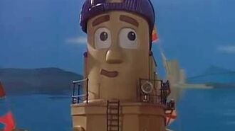 Theodore Tugboat-George And The Flags-0