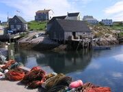 Peggys Cove Harbour 01