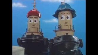 Theodore Tugboat-Emily Finds A Friend