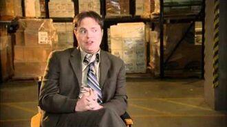 The Office - 7.20 - Rainn Wilson Interview