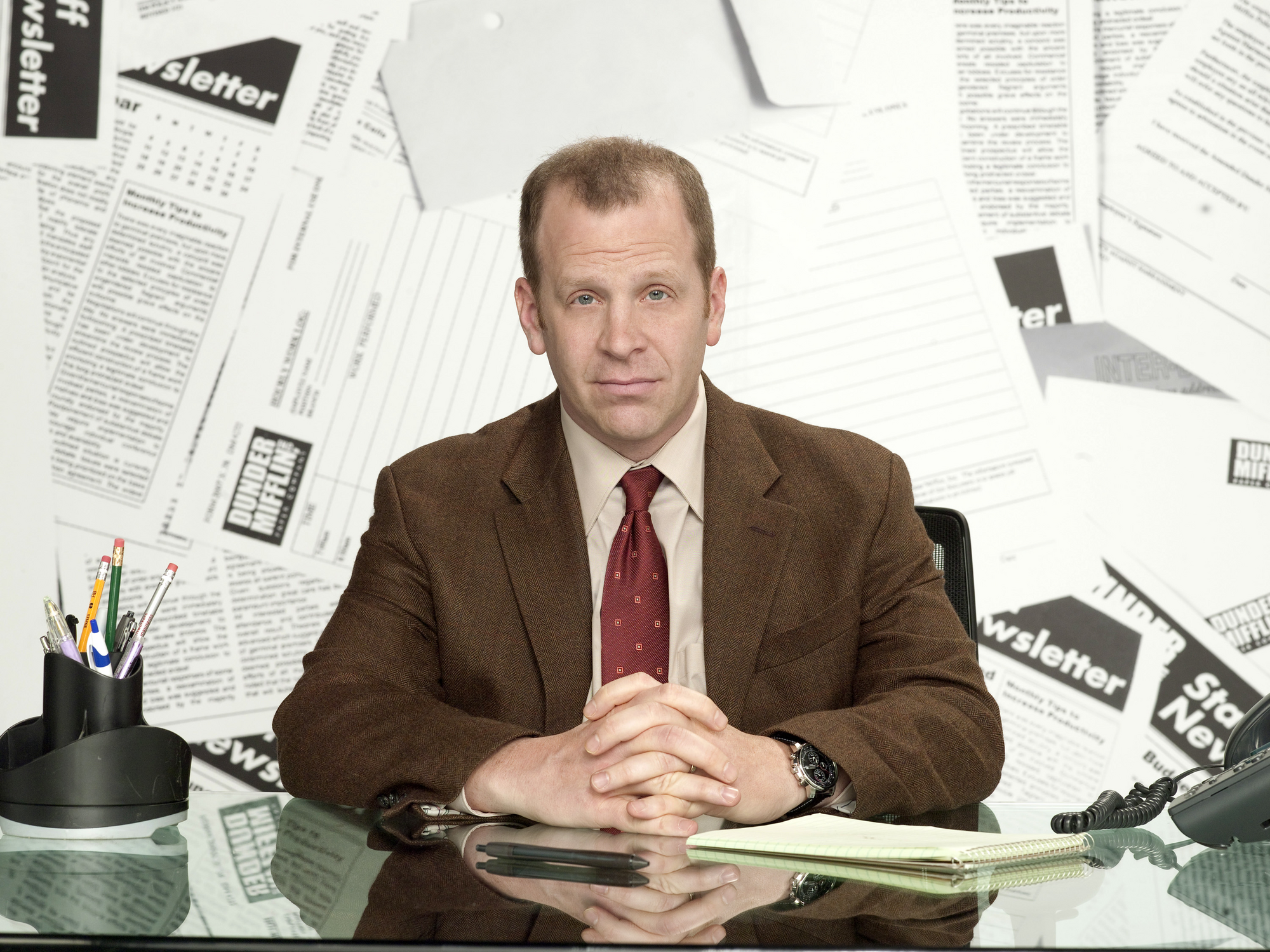 Toby Flenderson Dunderpedia The fice Wiki
