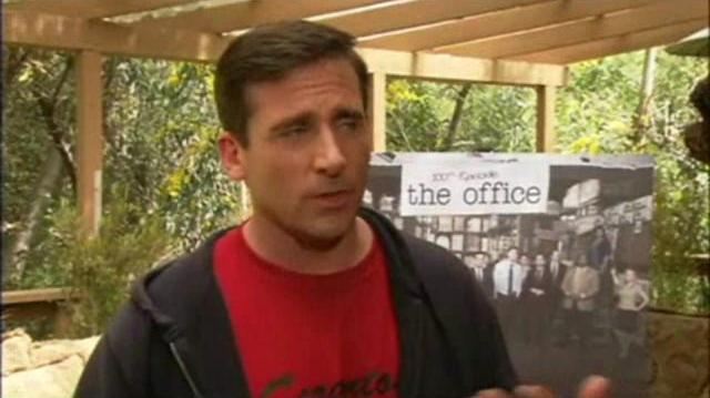 Steve Carell Interview
