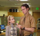 Dwight-Angela Relationship
