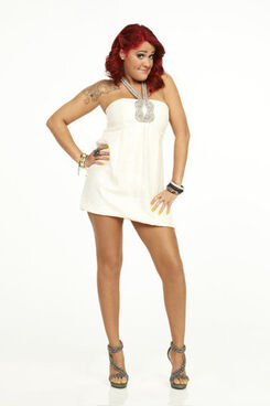 Bad girls club season 8 Erica Figueroa