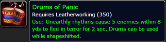 Drums of Panic