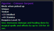 Crimson Serpent