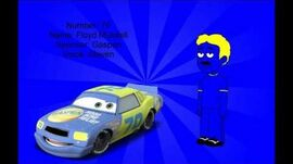 All Piston Cup Racers