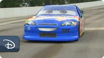 Piston Cup Junior Ride Along Cars Walt Disney World