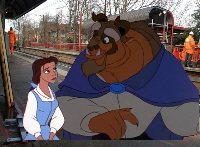 File:Belle and Beast Pictures 29.JPG