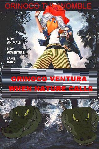 File:Orinoco Ventura When Nature Calls Poster.jpg