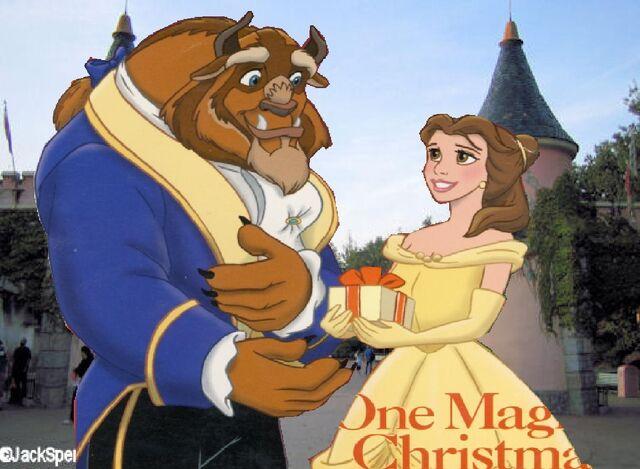 File:Belle and Beast Goes to Disneyland Paris Pictures 05.JPG