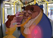 Belle and Beast Pictures 15