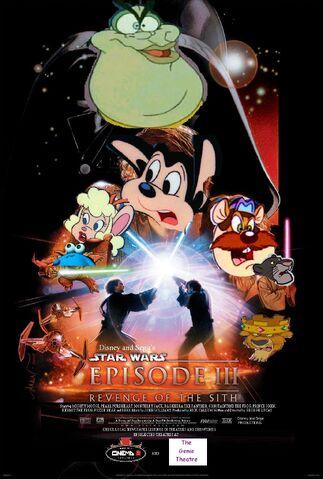 File:Revenge of the Sith (Disney and Sega Style) Poster.jpg
