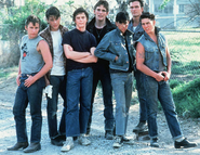 The Outsiders .