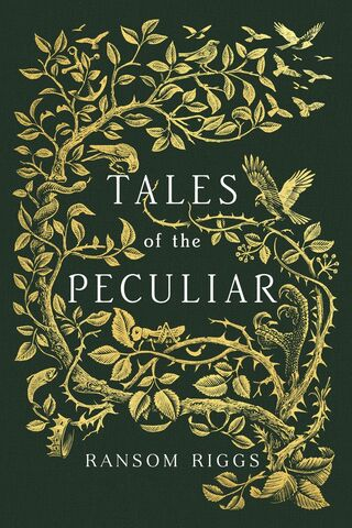 File:Tales of the Peculiar Book Cover.jpg