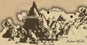 Ashen Rock Mountains