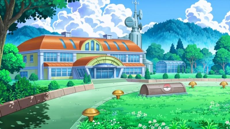 Nuvema Town Professor Juniper S Lab Pokemon Roleplay