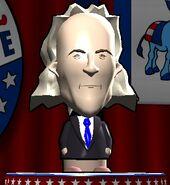 Thomas Jefferson in The Political Machine 2008