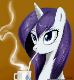 File:OCTAVIASVINYL 81994 - blue choco chocolate color cute drinking edit eyes hair hot mane rarity wet.png