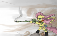 Extreme Sniper Fluttershy