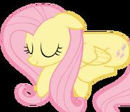 Fluttershy Asleep