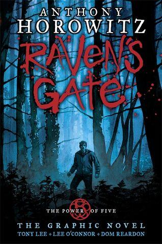 File:Raven's Gate Graphic Novel.jpg